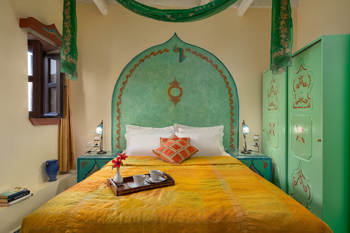 Nikos Takis Hotel - Deluxe Double Room Marokino