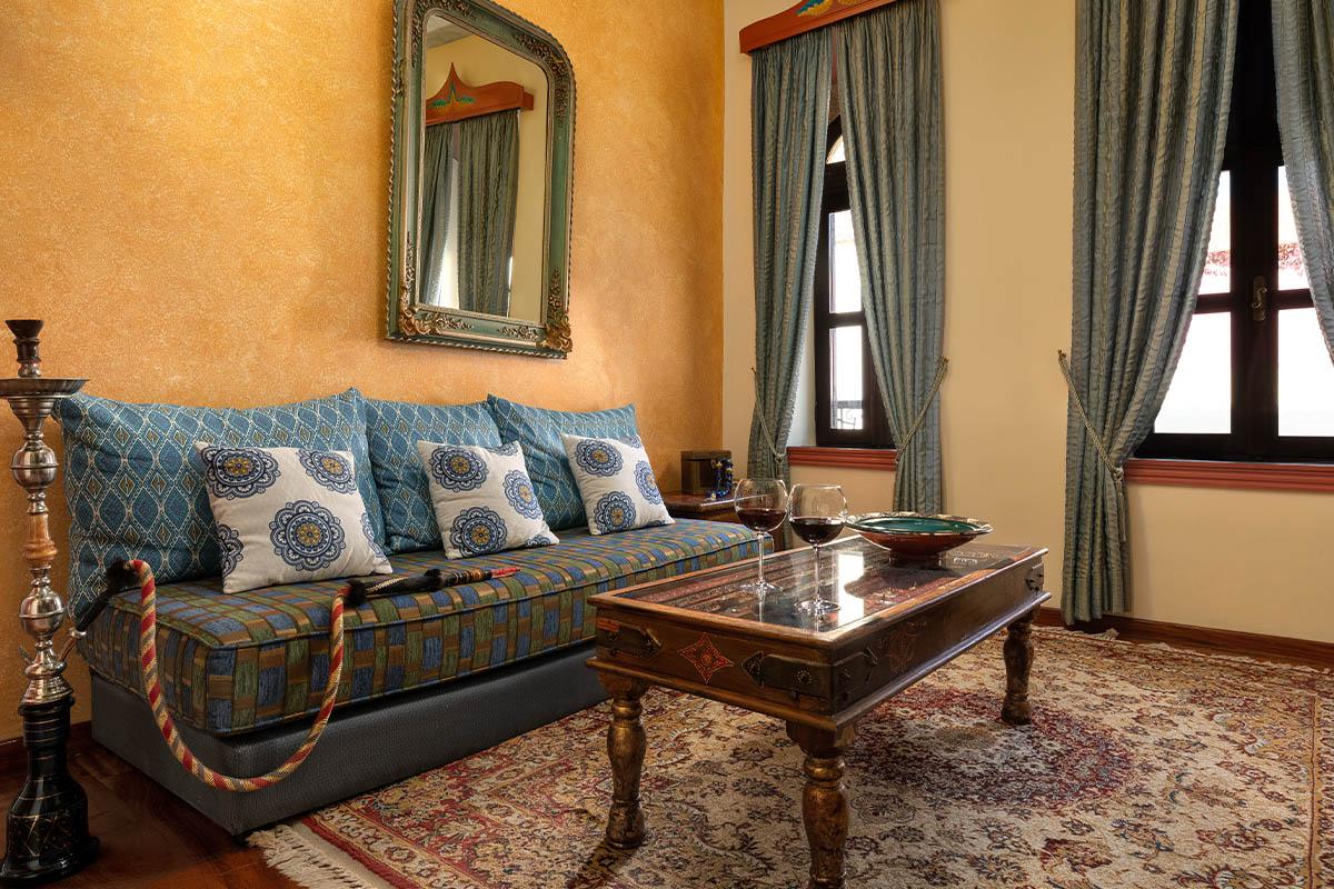 Nikos Takis Hotel - King Suite Vosporos